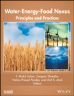 Image for Water-energy-food nexus  : principles and practices