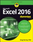 Image for Excel 2016 for dummies