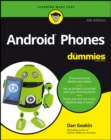 Image for Android phones for dummies