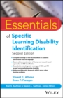 Image for Essentials of specific learning disability identification