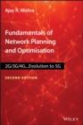 Image for Fundamentals of network planning and optimisation 2G/3G/4G: evolution to 5G