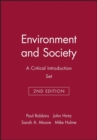 Image for Environment and Society: A Critical Introduction, 2e & Can Science Fix Climate Change?Set