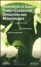Image for Handbook of large turbo-generator operation and maintenance