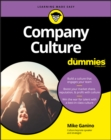 Image for Company culture for dummies