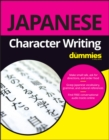 Image for Japanese character writing for dummies