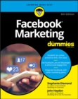 Image for Facebook marketing for dummies.