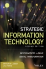 Image for Strategic information technology: best practices to drive digital transformation