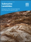 Image for Submarine Landslides : Subaqueous Mass Transport Deposits from Outcrops to Seismic Profiles