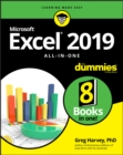 Image for Excel 2019 all-in-one for dummies