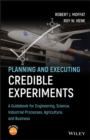 Image for Planning and executing credible experiments
