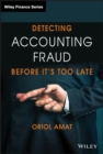 Image for Detecting accounting fraud before it's too late