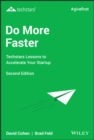Image for Do more faster: techstars lessons to accelerate your startup