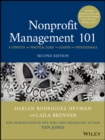 Image for Nonprofit Management 101 : A Complete and Practical Guide for Leaders and Professionals