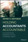 Image for Holding accountants accountable: how professional standards can lead to personal liability
