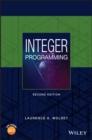 Image for Integer programming
