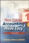 Image for Real estate accounting made easy