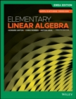 Image for Elementary Linear Algebra. Applications Version