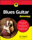 Image for Blues guitar for dummies