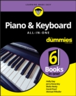 Image for Piano & keyboard all-in-one for dummies