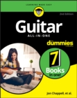 Image for Guitar all-in-one for dummies