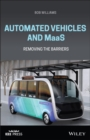 Image for Automated vehicles and MaaS  : removing the barriers