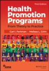 Image for Health Promotion Programs : From Theory to Practice