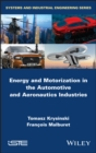 Image for Energy and Motorization in Automotive and Aeronautics Industries