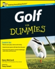 Image for Golf For Dummies