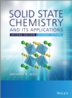 Image for Solid state chemistry and its applications