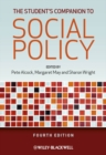 Image for The student's companion to social policy.