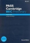 Image for PASS Cambridge BEC Preliminary: Teacher's Book + Audio CD
