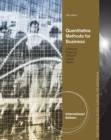 Image for Quantitative methods for business
