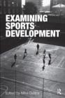 Image for Examining sports development