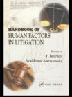 Image for Handbook of human factors in litigation