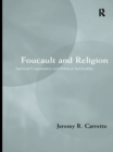 Image for Foucault and religion.