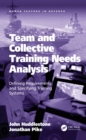 Image for Team and collective training needs analysis: fefining requirements and specifying training systems