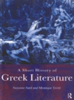 Image for A short history of Greek literature