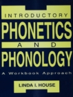 Image for Introductory phonetics and phonology: a workbook approach