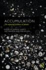 Image for Accumulation: the material politics of plastic