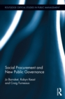 Image for Social procurement and new public governance