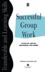 Image for Successful group work