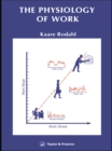 Image for The physiology of work.