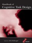 Image for Handbook of cognitive task design