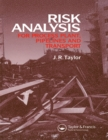 Image for Risk analysis for process plant, pipelines and transport