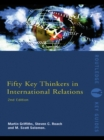 Image for Fifty key thinkers in international relations