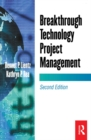 Image for Breakthrough Technology Project Management