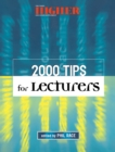 Image for 2000 tips for lecturers