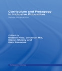 Image for Curriculum and pedagogy in inclusive education: values into practice