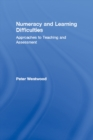 Image for Numeracy and learning difficulties: approaches to teaching and assessment