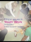 Image for Ethical issues in youth work